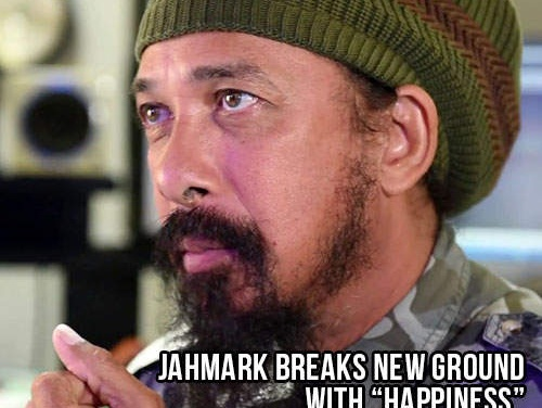 """Jahmark breaks new ground with """"Happiness"""""""