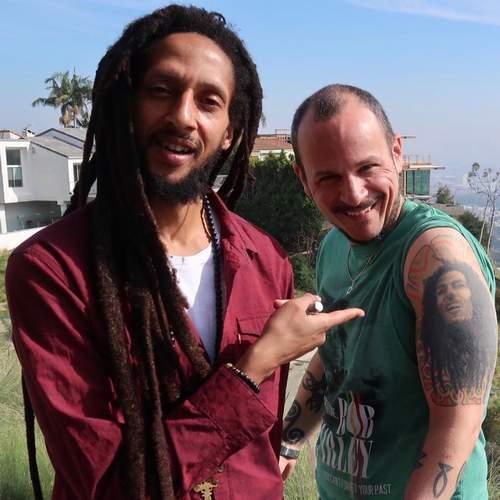Julian Marley & Stephen Cooper