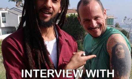 Interview with Julian Marley