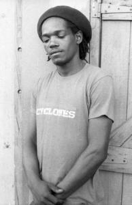 Norris Reid 1983 (Photo: Beth Lesser)