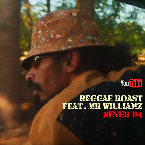 Reggae Roast feat. Mr Williamz - Never B4