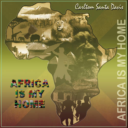 Santa Davis - Africa Is My Home