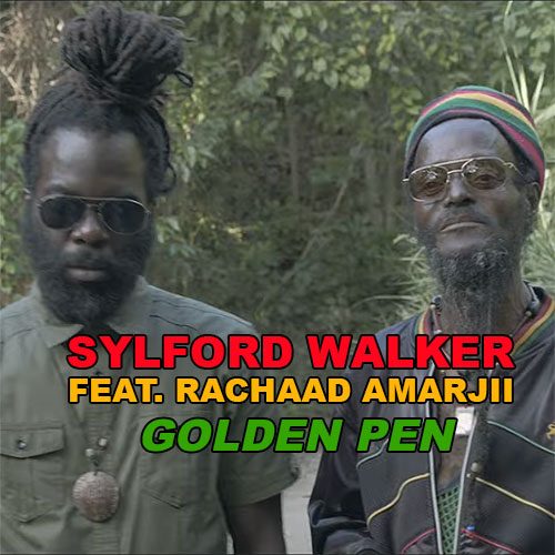 Sylford Walker feat. Rachaad Amarjii - Golden Pen