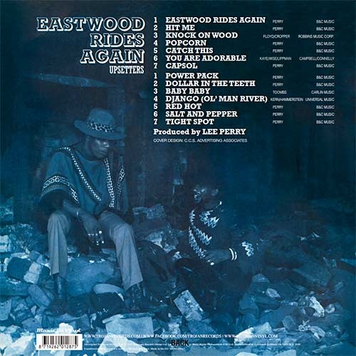 The Upsetters - Eastwood Rides Again