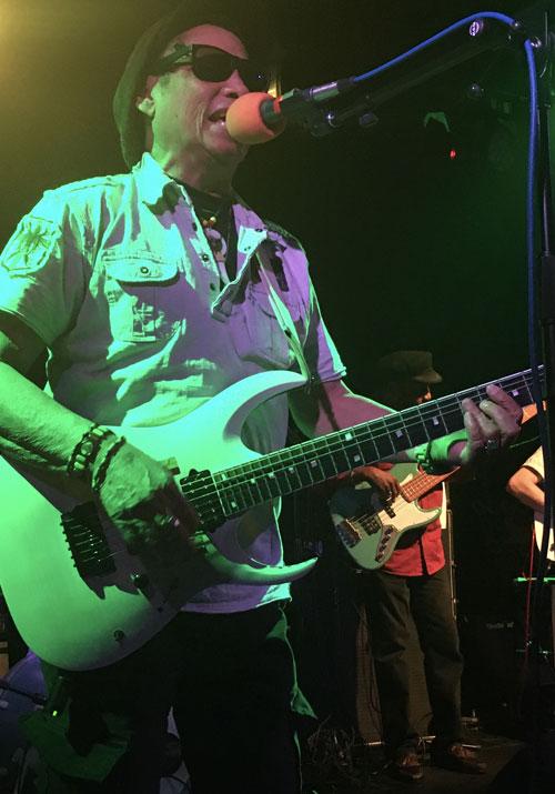 Tony Chin at Dub Club, Los Angeles (Photo: Stephen Cooper)