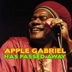 Apple Gabriel – There Is No End (1952 – 2020)