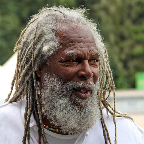 Bob Andy at Reggae Geel 2012 (Photo: Teacher)