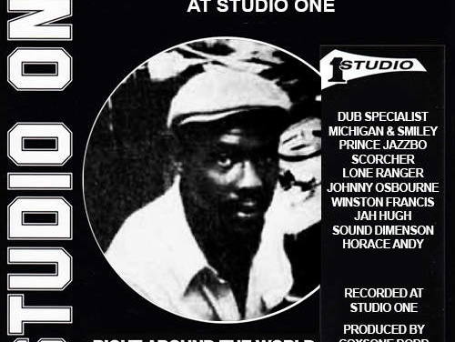 Dub Specialist Meets The Artists At Studio One