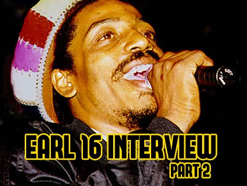 Earl 16 interview Part 2