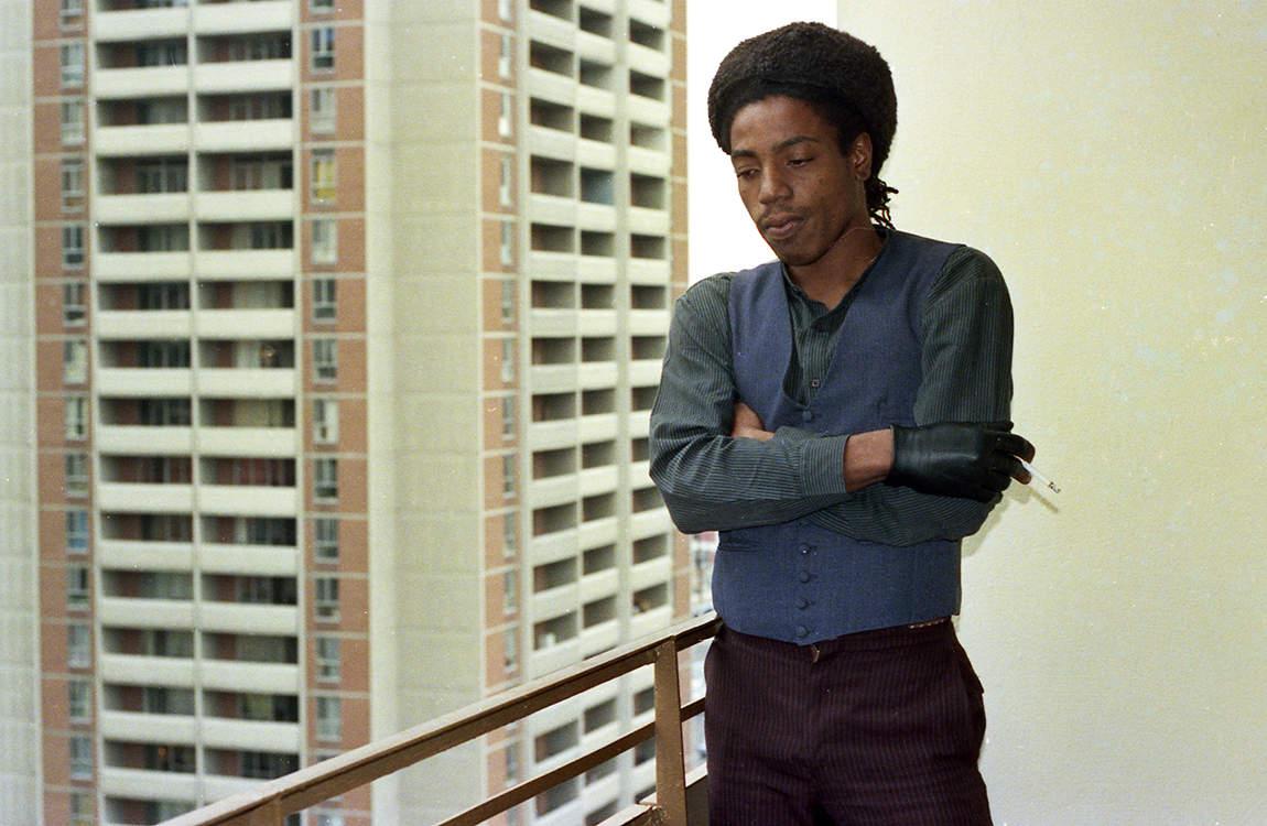 Earl Sixteen, Toronto 1986 (Photo: Beth Lesser)