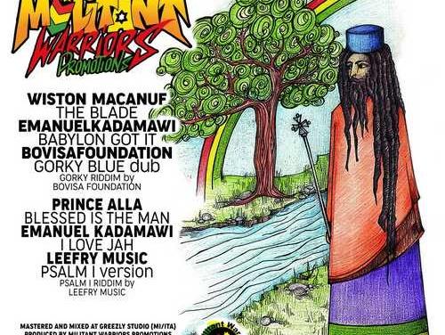 Winston McAnuff, Prince Alla, Emanuel Kadamawi – Exclusive Jointventure Edition #1 | New EP