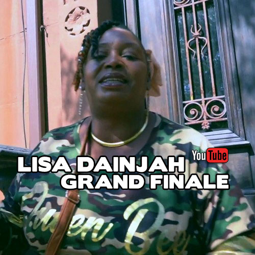 Lisa Dainjah - Grand Finale