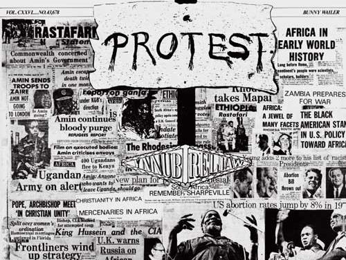 Bunny Wailer – Protest