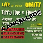 Unity Live & Afterparty | 21-03-2020