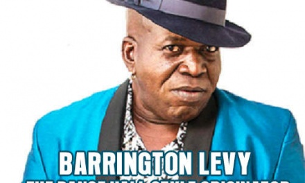 Barrington Levy interview