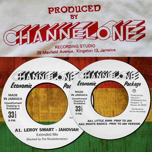 Channel One Economic Package Bundle - Limited Edition