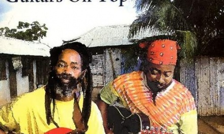 "Earl ""Chinna"" Smith & Leebert ""Gibby"" Morrison – Guitars On Top"