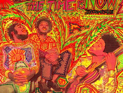 The Gladiators – The Time Is Now [Discomixes]  | New Digital Release