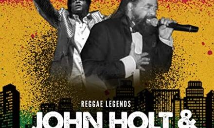 John Holt & Sugar Minott – Reggae Legends | New Album