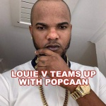 Louie V teams up with Popcaan