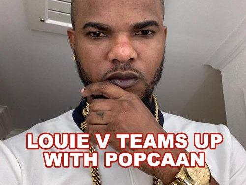 Louie V teams up with Popcaan