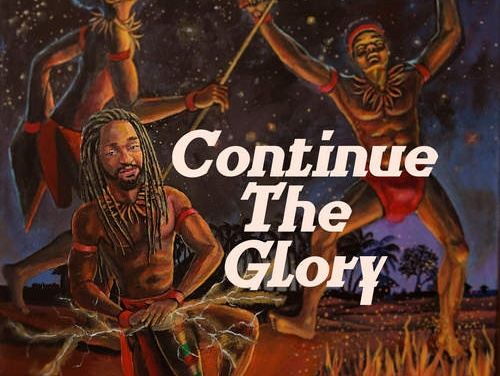 Rapha Pico & The Noble Chanters – Continue The Glory EP