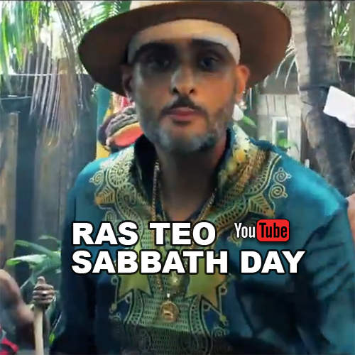 Ras Teo - Sabbath Day