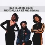 RCA Records signs Protoje, Lila Iké and Sevana