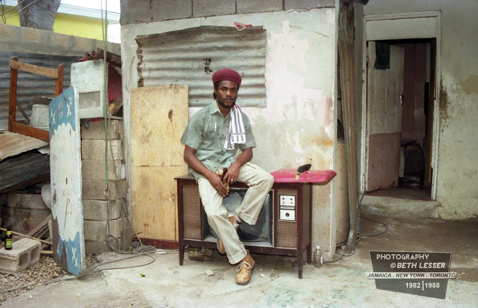 1986 King Everald @ King Jammy's