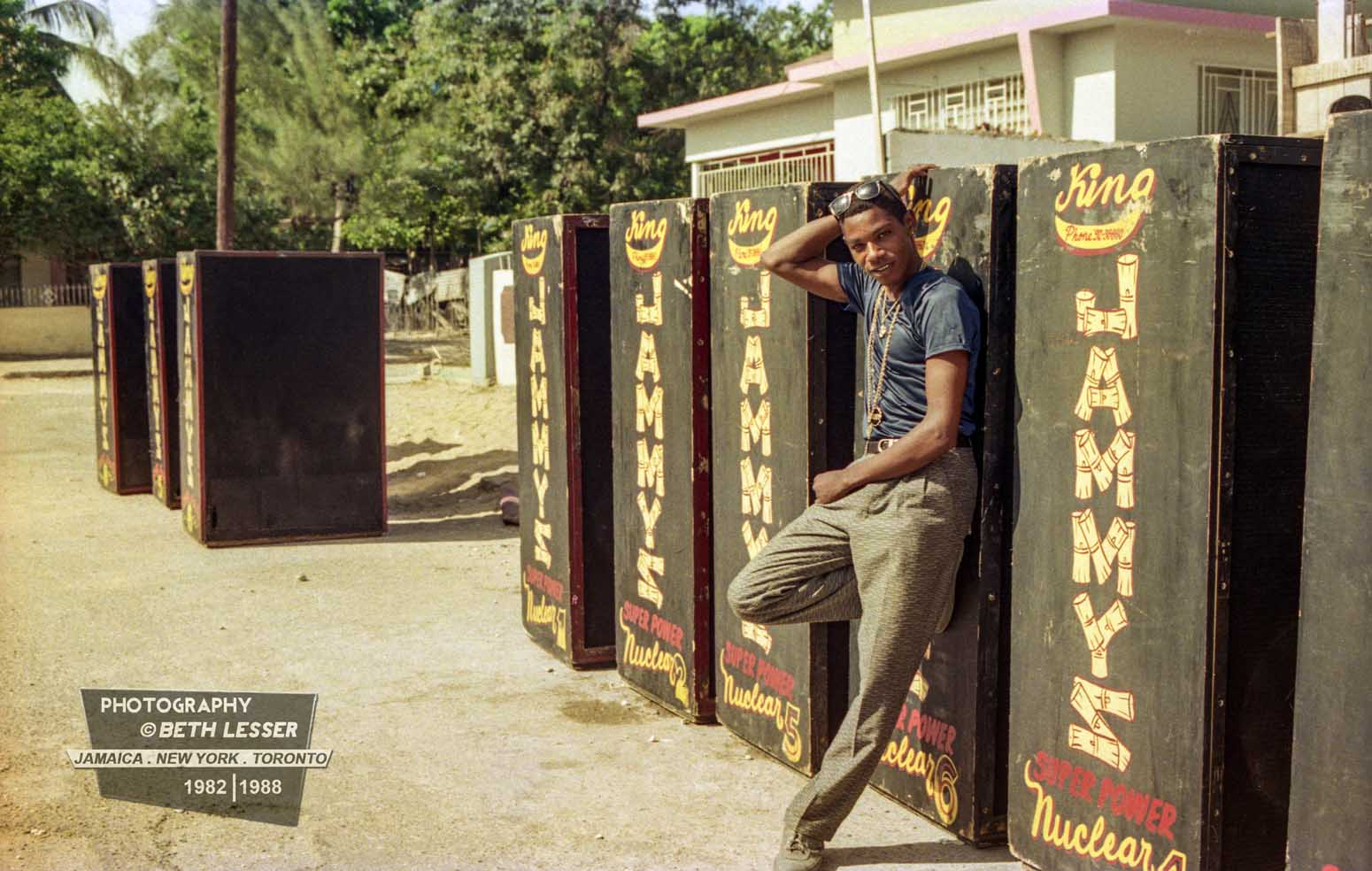 1986 Pinchers @ King Jammy's