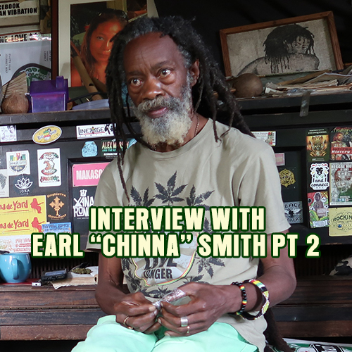 """Interview with Earl """"Chinna"""" Smith Part 2"""