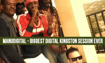 Manudigital – Biggest Digital Kingston Session Ever