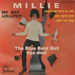 Millie Small, The Blue Beat Girl, has died