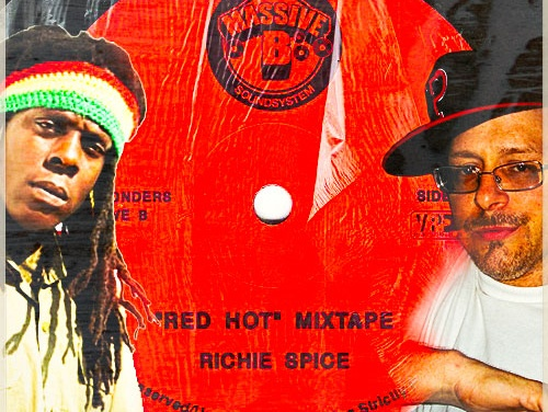 Richie Spice – Red Hot Mixtape [Massive B] | New Mixtape