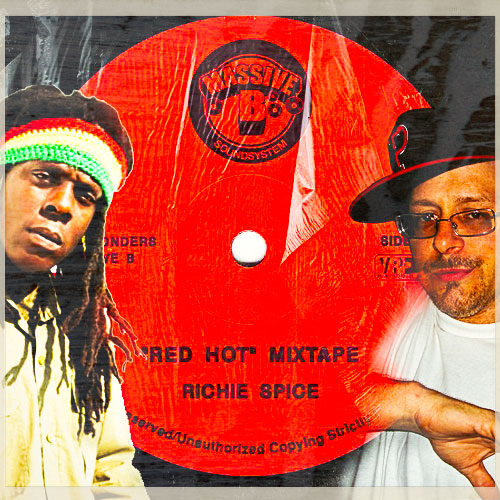 Richie Spice - Red Hot Mixtape [Massive B]