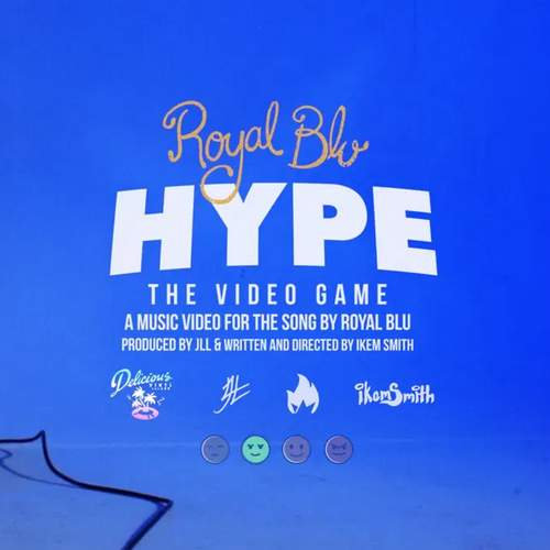 Royal Blu - Hype