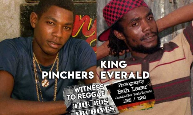 Witness To Reggae | Pinchers & King Everald