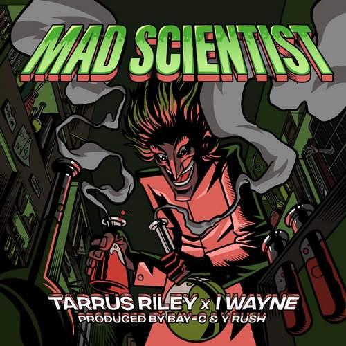 Tarrus Riley & I-Wayne - Mad Scientist