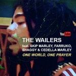 The Wailers feat. Skip Marley x Farruko x Shaggy x Cedella Marley – One World One Prayer | New Video