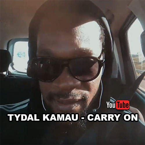 Tydal Kamau - Carry On