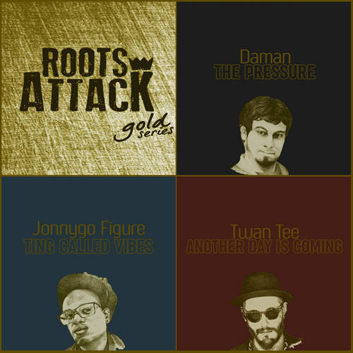Various - Roots Attack Presents Gold Series