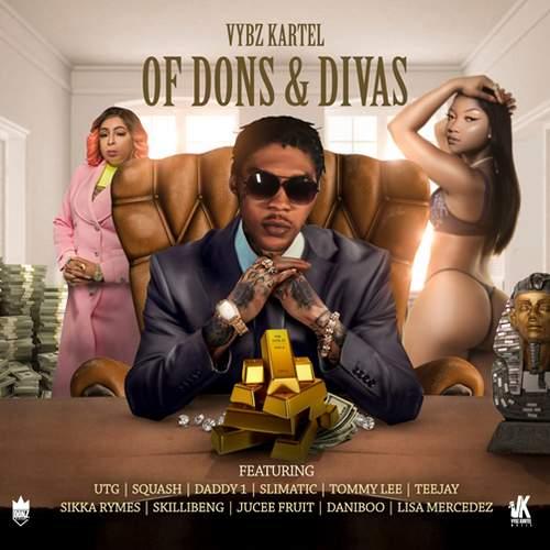Vybz Kartel - Of Dons & Divas