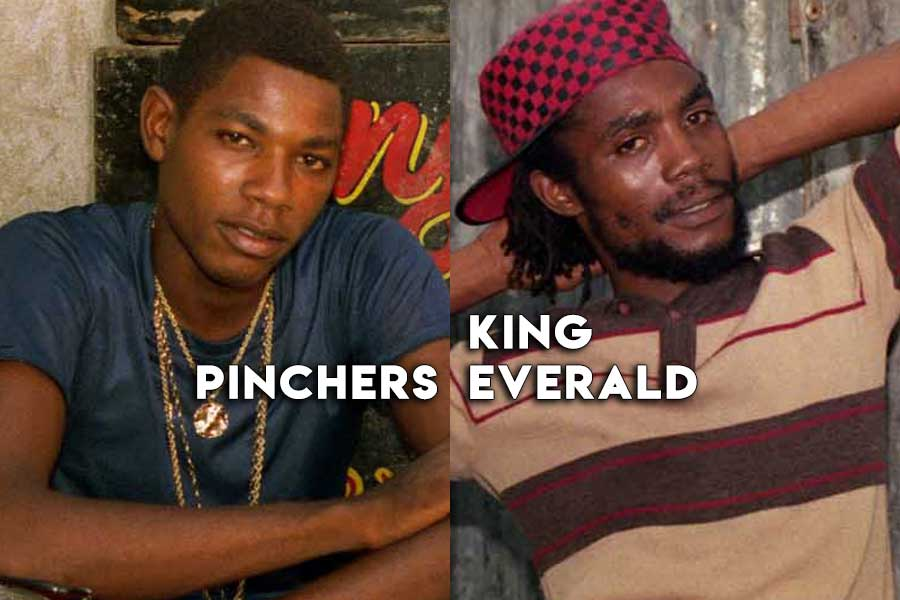 Pinchers & King Everald