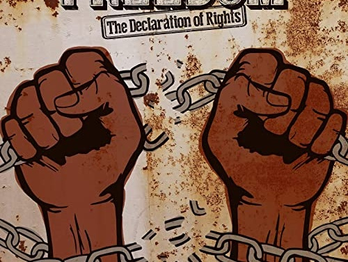 Various – Freedom (The Declaration Of Rights) EP