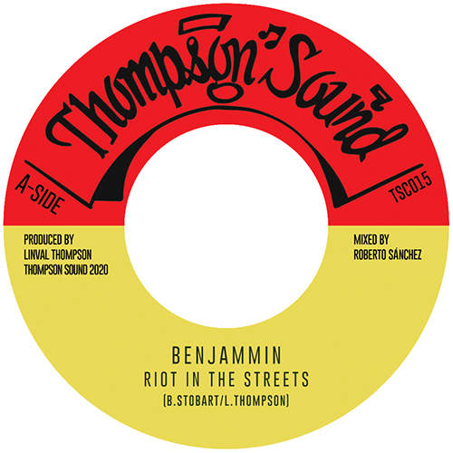 Benjammin - Riot In The Streets