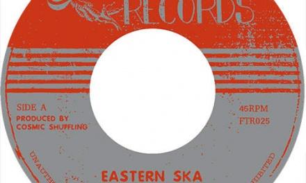 Cosmic Shuffling – Eastern Ska b/w Western Ska