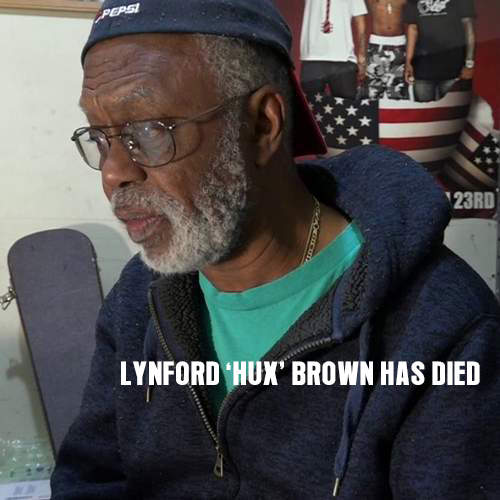 Hux Brown