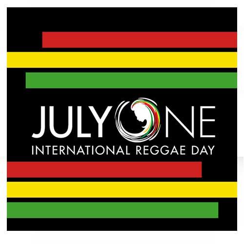 July One - International Reggae Day