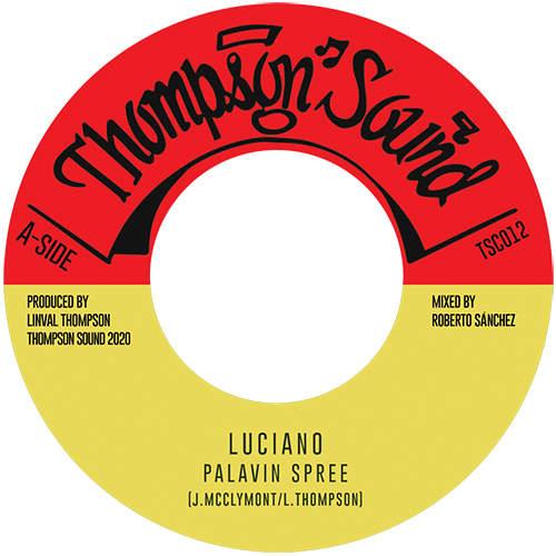 Luciano - Palavin Spree