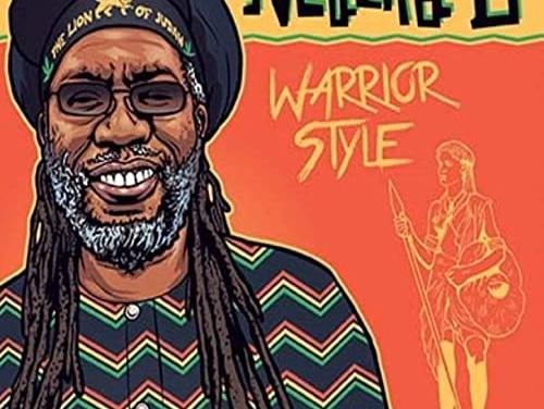 Macka B – Warrior Style   New Album